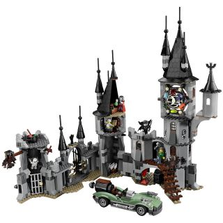 Lego Monster Fighters Vampyre Castle #9468 Preview Edition with 949