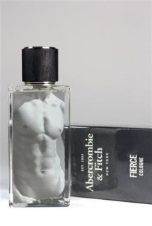 Abercrombie & Fitch Fierce Cologne Parfum 50ml NEU Men