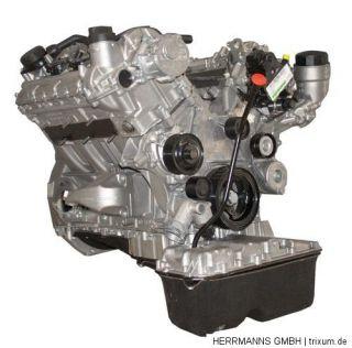 Mercedes Benz OM 642 CDI Basismotor 6 Zylinder V Motor inkl. Einbau