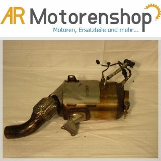 BMW 530D Rußpartikelfilter Partikelfilter 231PS Diesel Motor M57