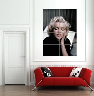 MARILYN MONROE GIANT POSTER PICTURE PRINT B537