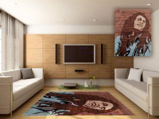 Modern Teppich BoB Marley Acryl Super Design 140x200, 160x230