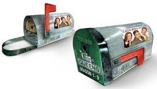 of Queens   Die komplette Serie im Briefkasten  36 DVD  555