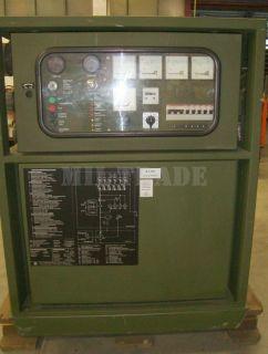 BW Stromerzeuger TOP ZUSTAND 555 Betriebsstd Stromaggregat Hatz Diesel