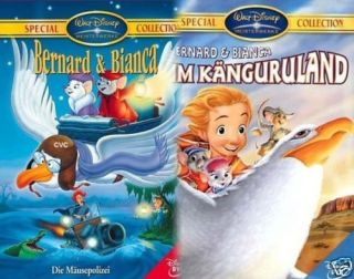 Bianca 1 + 2 (Special Collection) Walt Disney  2 DVD  240/555