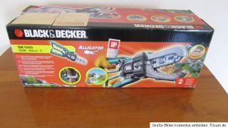 Black decker alligator gk1000