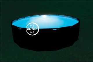 ROTEX INTEX LUCE LED DA PARETE MAGNETICA PISCINA 56688