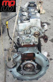 Mazda 6 / MPV 2.0CiTD RF5C TOP 2,0d Motor ab 06/2002