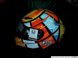 DUCATI AGV Helm Helmet GP Tech VALENTINO ROSSI Replica MOTO GP NEU