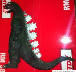 VINTAGE GODZILLA ACTION FIGURE (1985/TOHO CO. LTD./IMPERIAL/RARE