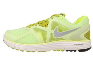 Nike Wmns Lunarglide 3 Liquid Lime Silver Womens Running Shoes 454315