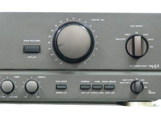 TECHNICS SU V570 PXS Stereo Integrated Amplifier