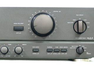 TECHNICS SU V570 PXS Stereo Integrated Amplifier