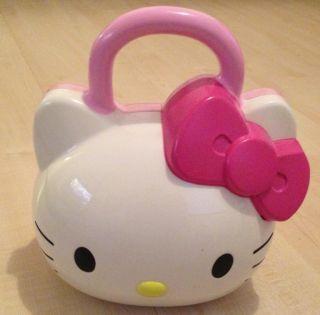 Hello Kitty Schmuckkoffer Schmuckkasten + Zubehör Kinder Spielzeug