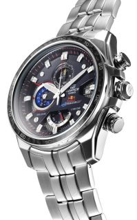 CASIO EDIFICE EF 565RB 1AVER RED BULL RACING LIMITED HERREN UHR NEU