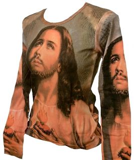 JESUS CHRIST Religion Superstar Tattoo SWEAT SHIRT t.S