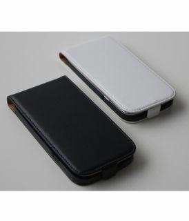 SAMSUNG GALAXY i9300 S3 LEDER TASCHE Flip Etui Handy Hülle Case weiss