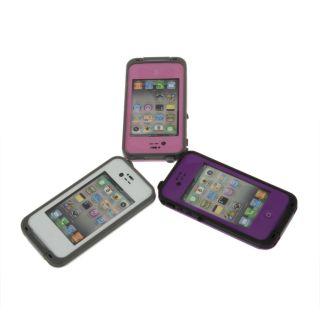 Luxury Life Proof Waterproof Dustproof case brand Skin Fit For Apple