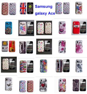 UK flag Hard back Case cover for Samsung Galaxy Ace S5830