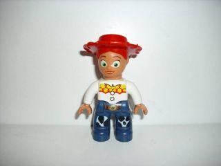 LEGO DUPLO Toy Story Figur, Mann Jessie