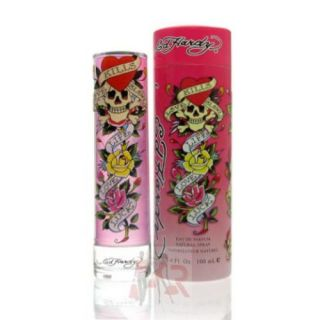 Ed Hardy Woman 100 ml Eau de Parfum EDP Spray Neu & Original vp Women