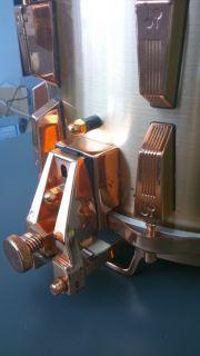 Bell Bronze Snare drum! (Glockenbronze Snaredrum HLD 590)
