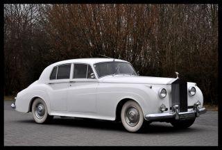 Ein Rolls Royce Silver Cloud II ab 1,  Euroaufgrund zu wenig