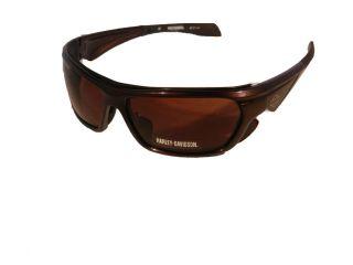 Harley Davidson Sonnenbrille Biker Brille Motorrad Brille HDS 583 BRN1