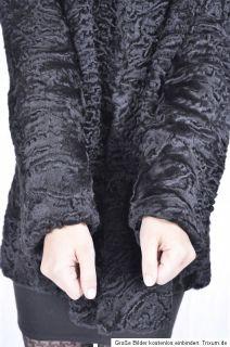 BREITSCHWANZ FUR JACKET coat swakara broadtail persian abrigo de