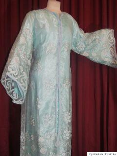 Galabiya Abaya Takshita Moroccan Jilbab Oriental Islamic Henna Dress