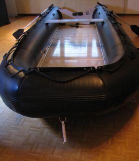 Schlauchboot SY 585 , Kategorie C ,5,85m x 2,08 bis 50 Ps