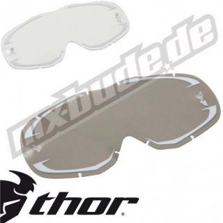 Thor Ally Wrap Motocross Brille Enduro MX FMX DH