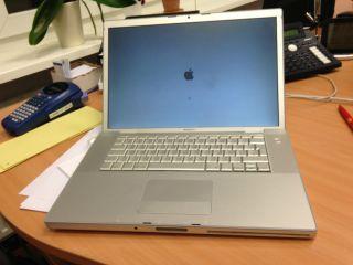 Apple MacBook Pro 39,1 cm (15,4 Zoll) Laptop   MA609D/A (Oktober, 2006