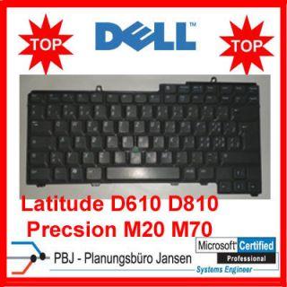 Dell TASTATUR Latitude D610 D810 Precision M20 M70 SCHWEIZ DEUTSCH