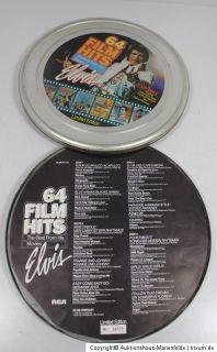LP Filmdose Elvis Presley 64 Film Hits + Maxi RCA DE 1985, NL89797(4