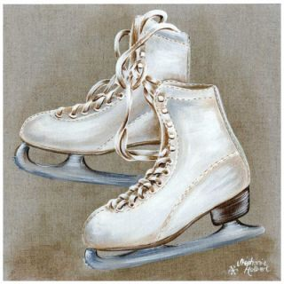 Ice Skating (Decorative Art) Posters