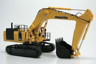 New Kyosho Komatsu Excavator PC1250 8 High Grade Ver. 1/50 R/C