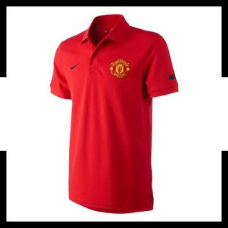 NIKE MANCHESTER UNITED CORE POLO SHIRT F623
