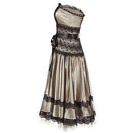 APART Fashion Spitzenkleid black skin SALE NEU
