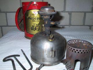 PHOEBUS 625 AUSTRIA PETROLEUM KOCHER CAMPING KOCHER KEROSENE CAMP