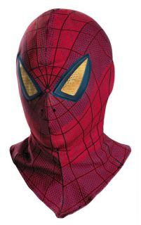 THE AMAZING SPIDER MAN MOVIE 2012 ADULT MASK LICENSED #42527