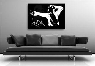Wandbild Kunstdruck Michael Jackson k Poster o cd #123