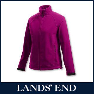 LANDS END Polartec Damen Fleece Jacke Marinac  62%
