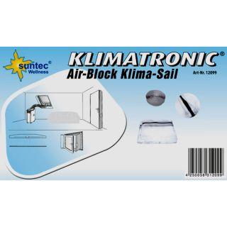 SUNTEC WELLNESS Air Block Klima Sail Bundle