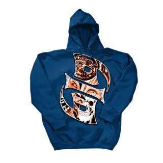 REY MYSTERIO 619 Warrior WWE Hoody Sweatshirt