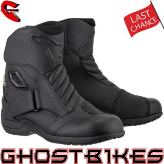 ALPINESTARS NEW LAND GORE TEX WATERPROOF MOTORBIKE MOTORCYCLE TOURING