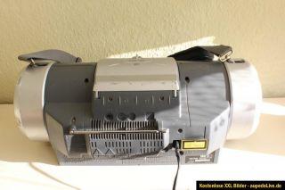 JVC RV B55 CD Kassette Portable System Ghettoblaster Boombox silber