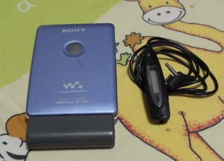 SONY WALKMAN CASSETTE TAPE PLAYER WM EX621 #B MEGA BASS