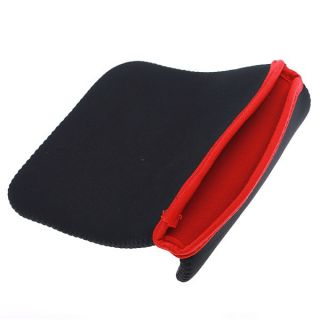 Tablet PC MID Pouch Sleeve cover Case Soft Bag Black