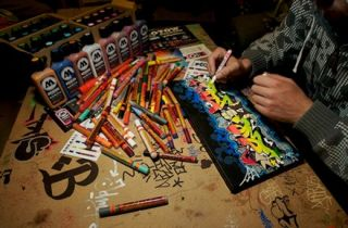 MEGA PACKET MOLOTOW™ ONE 4 ALL 627HS 620PP 650Pl usw. Graffiti Kit